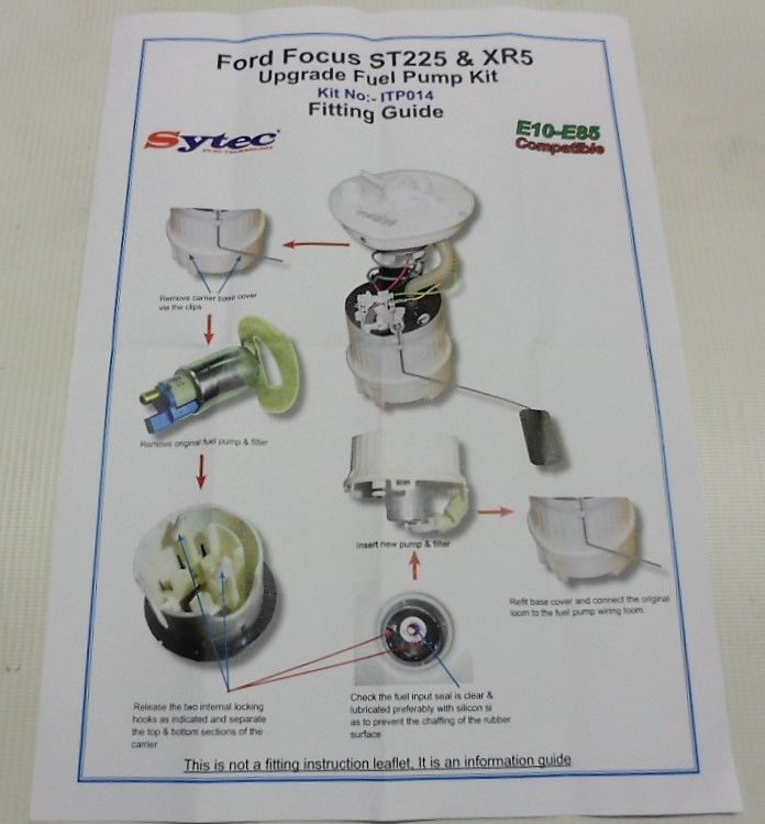 Ford Focus Xr5 T Fuel Pump 2006 To 2010 New Walbro Motorsport. Ford Focus Xr5 T Fuel Pump 2006 To 2010 New Walbro Motorsport Upgrade 300lph Advanced Automotive. Ford. Ford Focus Fuel Filter System Diagram At Scoala.co